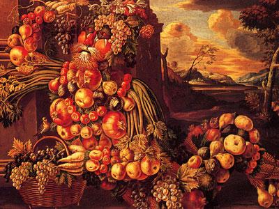 Сидящий образ лета, 1573