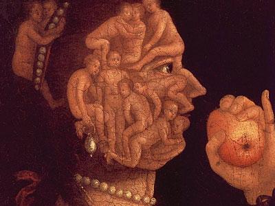Портрет Евы, 1578