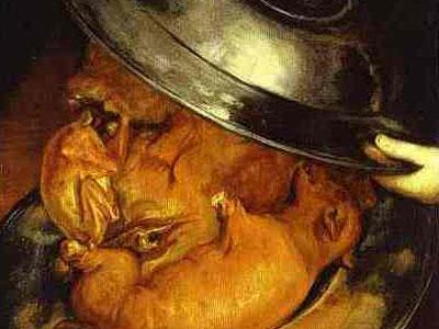 Обед, 1578