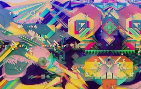 Динамический перформанс от креативной студии 2veinte
