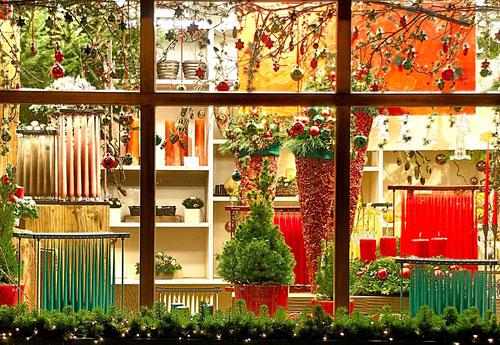 A Window To Christmas