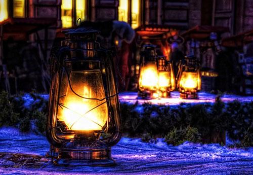 Winter Fair Lanterns