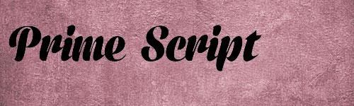 Prime Script