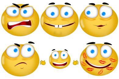Скачать Smiley Icons