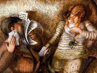 Магический бытовой реализм британского художника Стэнли Спенсера