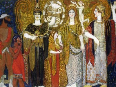 The Crowning Of Helen, 1906