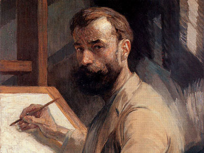 Self Portrait, 1905