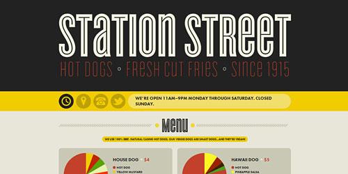 Тренды веб-дизайна 2013