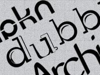 Скачать бесплатно 20 новых декоративных шрифтов за февраль