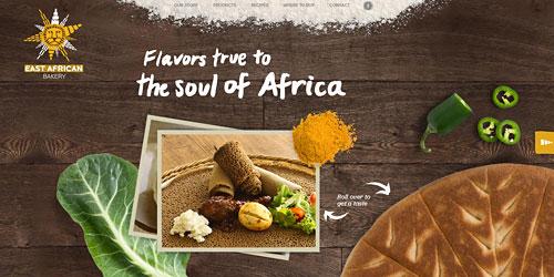 Перейти на East African Bakery