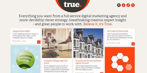 Перейти на True Digital