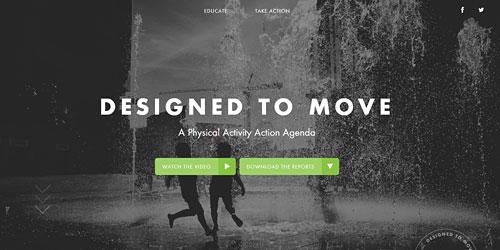 Перейти на Designed To Move