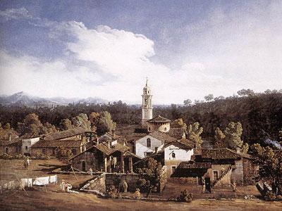 View of Gazzada neVarese