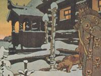 Сказочные сюжеты от замечательного русского художника Ивана Билибина