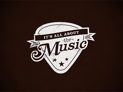 Music Badge by Jarrett Johnston
