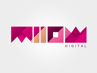 Logo Miiow Digital by Sona Psotova