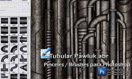 Скачать Brushes Tubular Pawluk