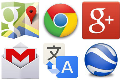 Скачать Google Play Icons