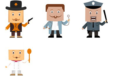 Скачать Character Icons