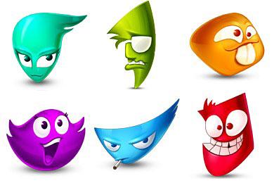 Скачать Rainbow Icons