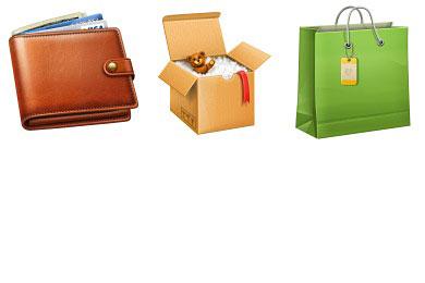 Скачать Free Shopping Icons