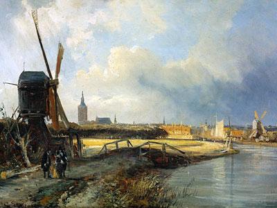 Перейти на Study for View on Den Haag