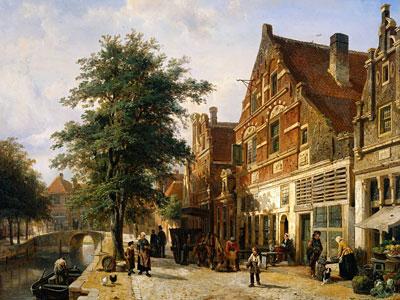 Перейти на Zuiderhavendijk, Enkhuizen