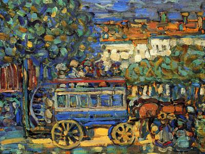 Перейти на Paris Omnibus