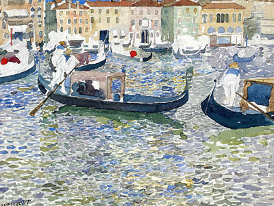 Перейти на Grand Canal Venice