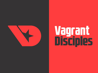 Vagrant Disciples Logofun