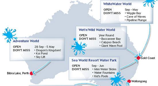 Перейти на Australian Waterparks Feb2013 Guide