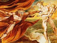 Нереальные образы и сюжеты от художника Уильяма Блейка