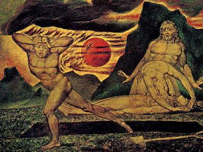 Перейти на Адам и Ева находят тело Адама