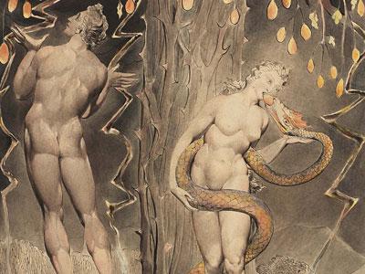 Перейти на Искушение и грехопадение Евы