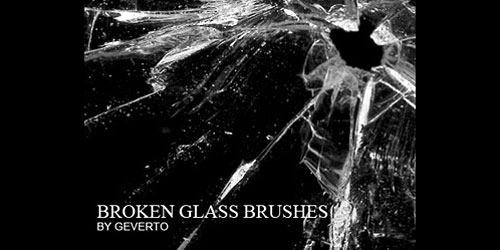Перейти на Broken Glass Brushes