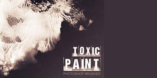 Перейти на Toxic Paint Brushes