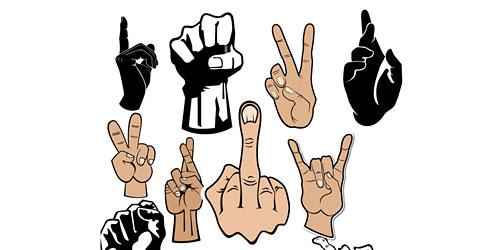 Перейти на Hands And Fingers