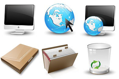 Перейти на Windows Business Icons