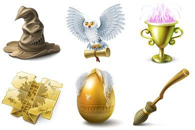 Перейти на Harry Potter Icons