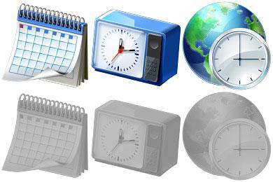 Перейти на Large Calendar Icons