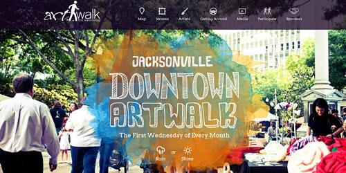 Перейти на Jacksonville Art Walk
