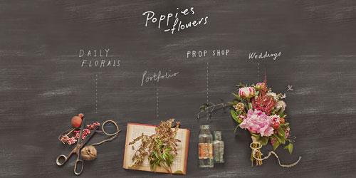 Перейти на Poppies Flowers