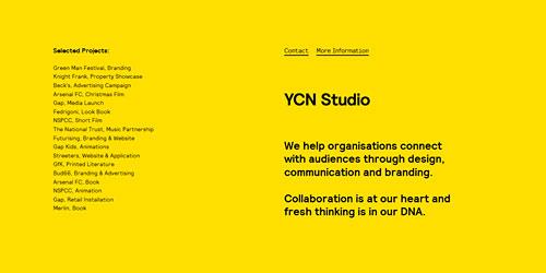 Перейти на Ycn Studio