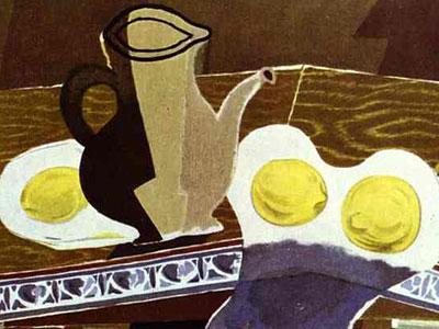 Перейти на Стеклянный кувшин и лимон