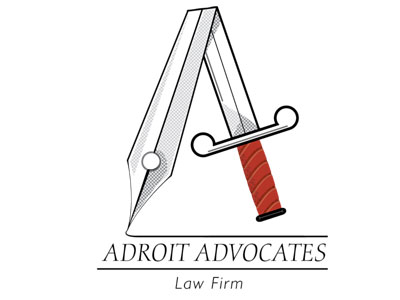 Adroit Advocates Logo