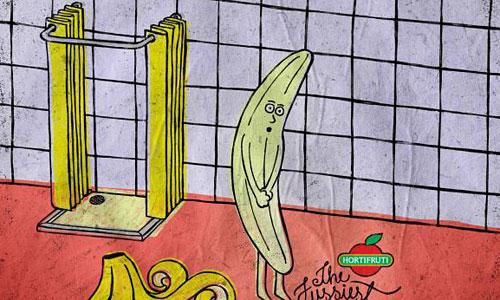 Перейти на Hortifruti: Banana