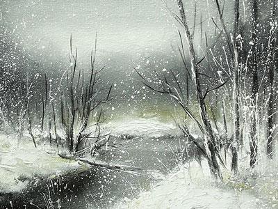 Перейти на Снег Кружится
