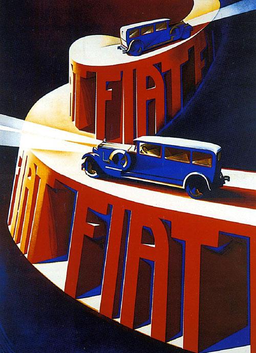 Fiat, Automobile