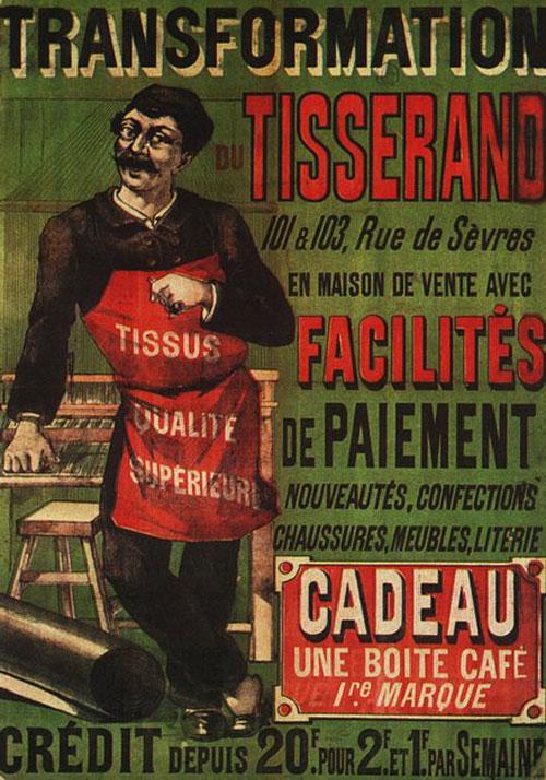 Transformation de Tisserand, Cadeau Une Boite Cafe