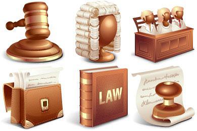 Скачать Law Icons